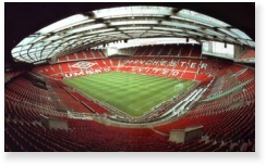 Old Trafford - Manchester United football ground